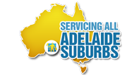 Adelaide tile specialists map