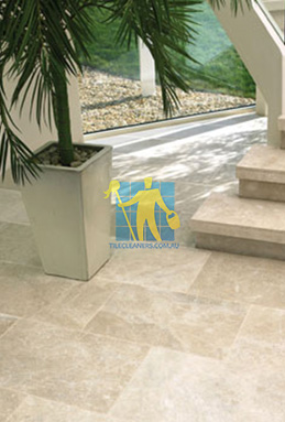 limestone tiles Adelaide cleaning