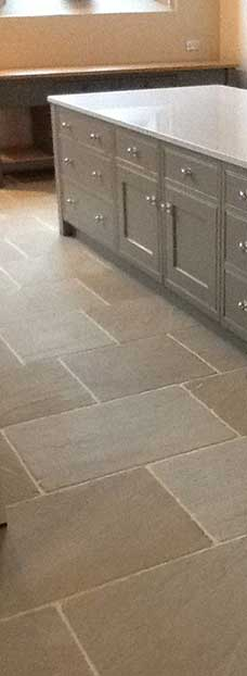 kitchen flooring tile modern sandstone